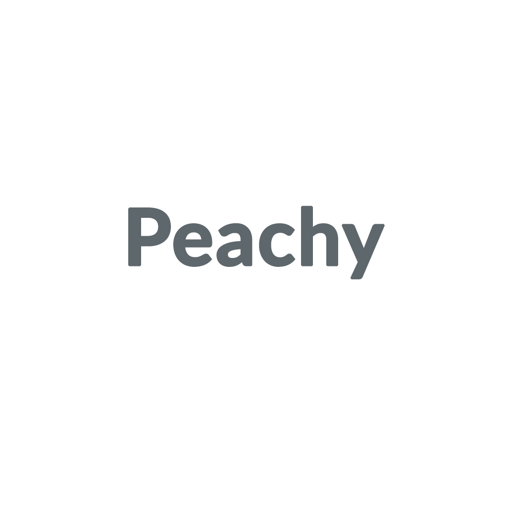 Peachy promo codes