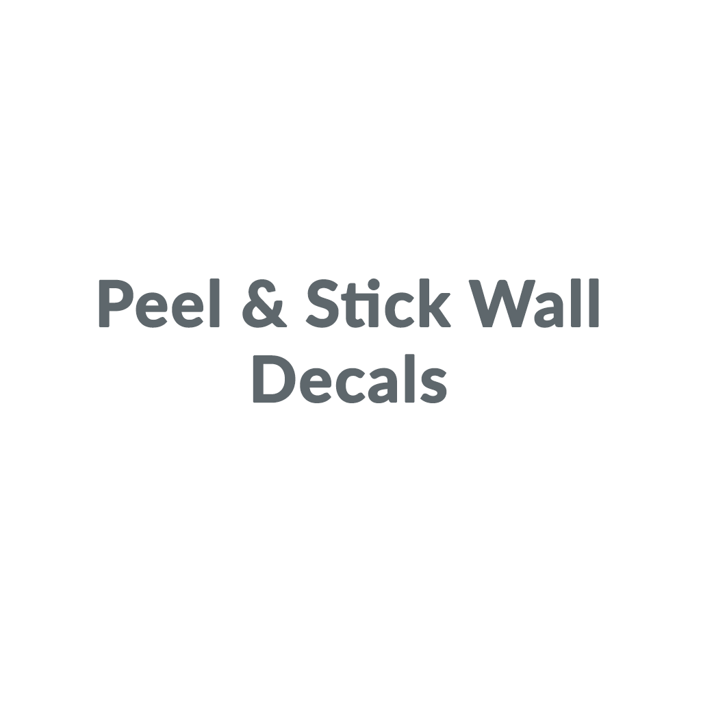 Peel & Stick Wall Decals promo codes