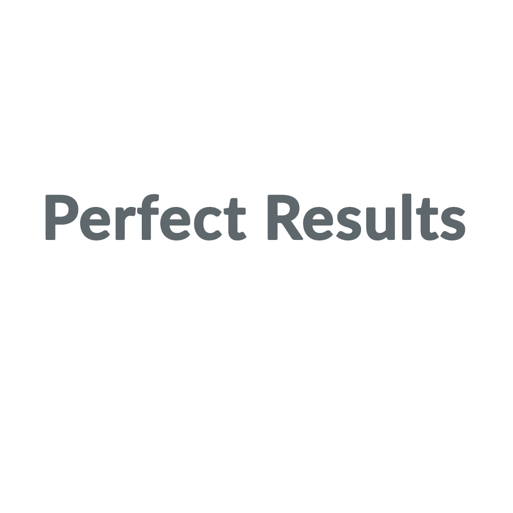 Perfect Results promo codes