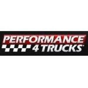 Performance 4 Trucks promo codes