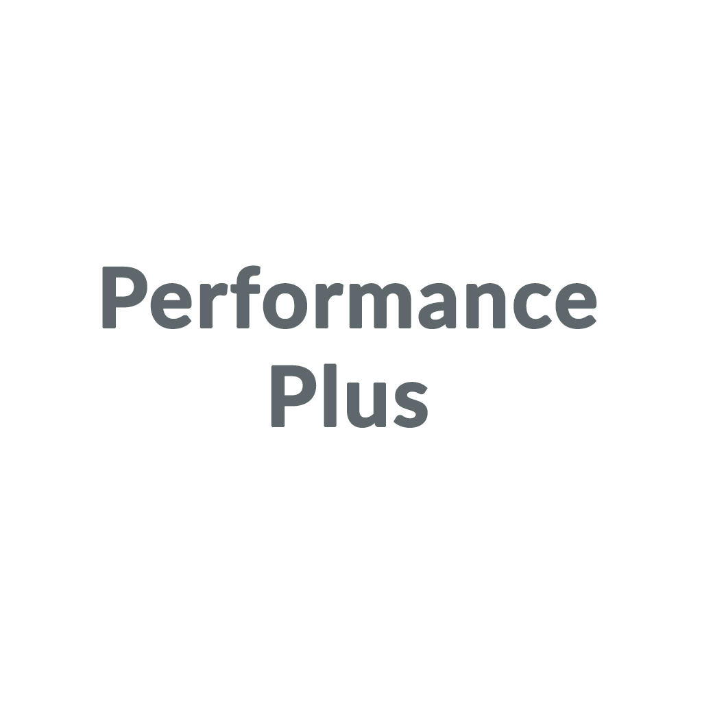 Performance Plus promo codes