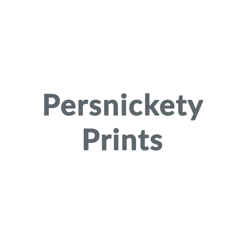Persnickety Prints