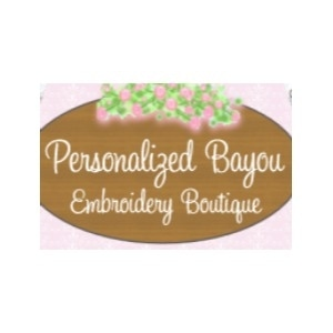 Personalized Bayou promo codes