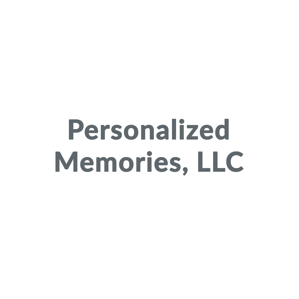 Personalized Memories, LLC promo codes