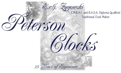 Peterson Clocks promo codes