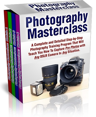 Photography Masterclass promo codes