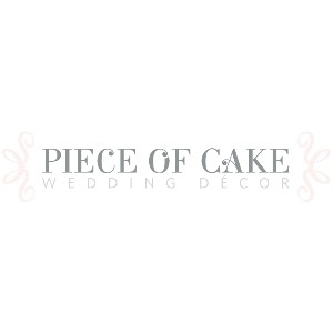 Piece of Cake Wedding Decor promo codes
