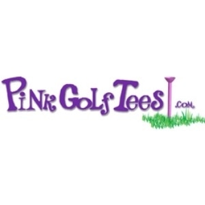 Pink Golf Tees Women's Golf Store promo codes