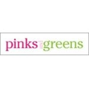Pinks and Greens promo codes