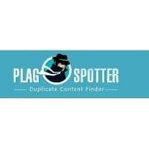Plagspotter promo code