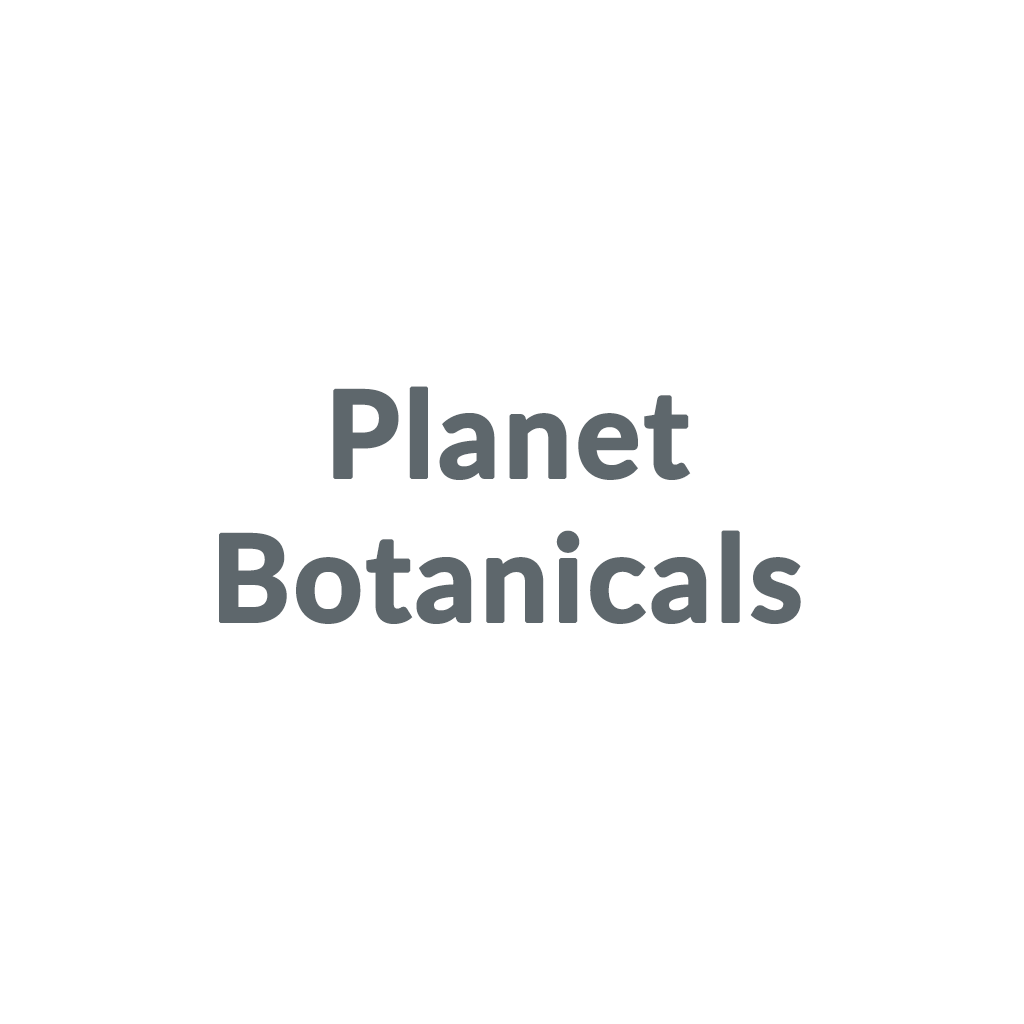 Planet Botanicals promo codes