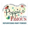 Poppies Paint Powder