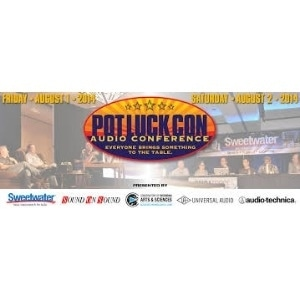 PotLuck Audio Conference promo codes