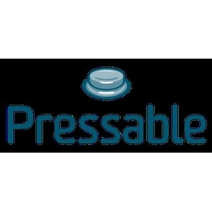 Pressable promo codes