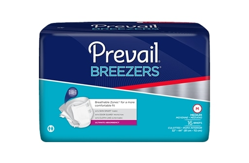 Prevail Breezers promo codes