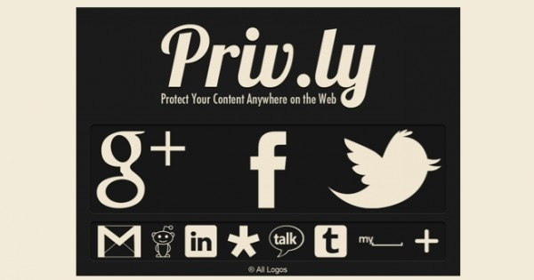 Priv.ly promo codes