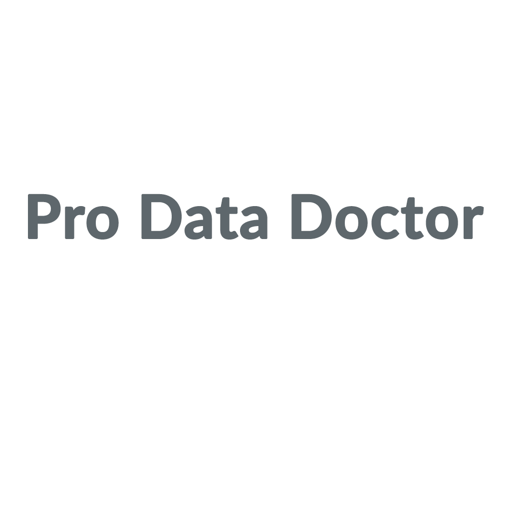 Pro Data Doctor promo codes