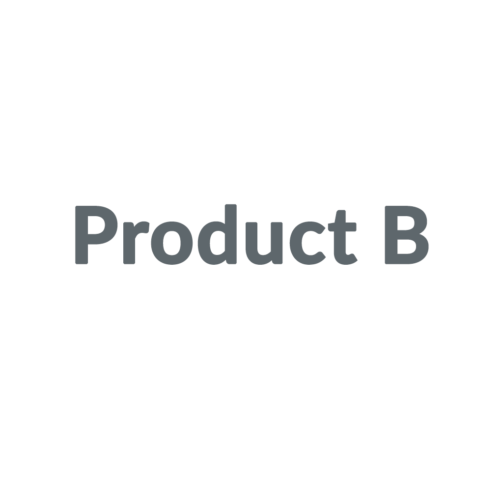 Product B promo codes