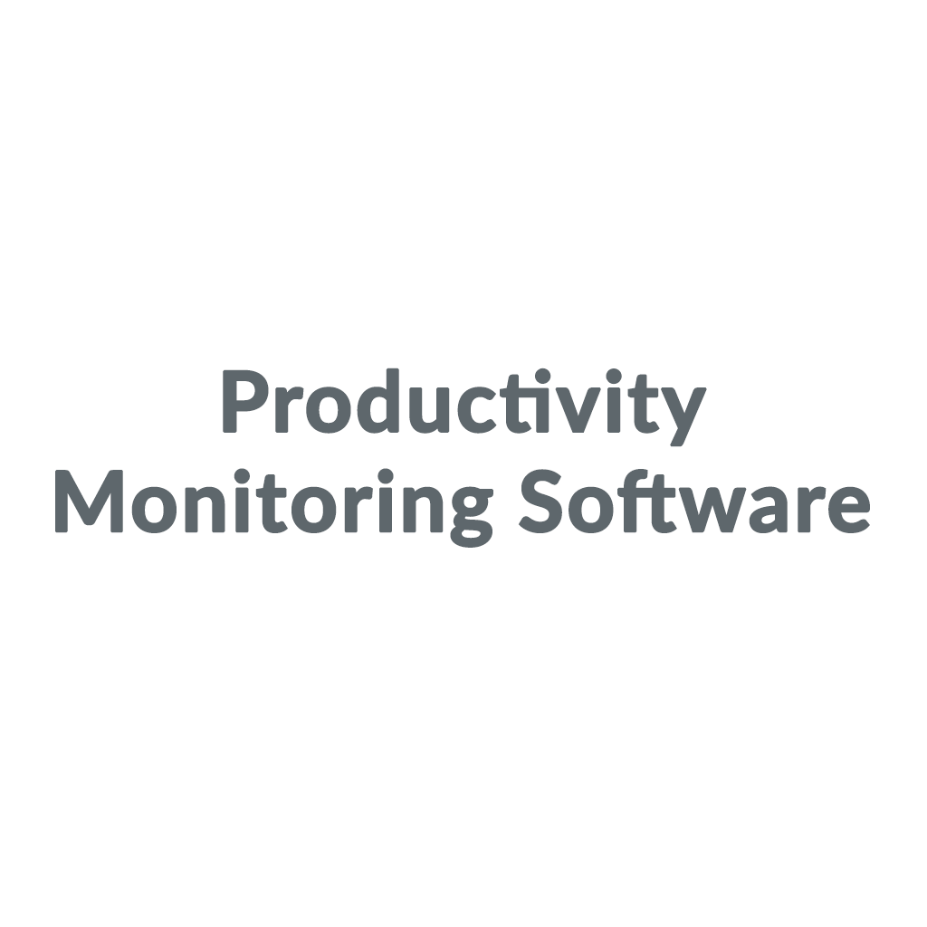 Productivity Monitoring Software