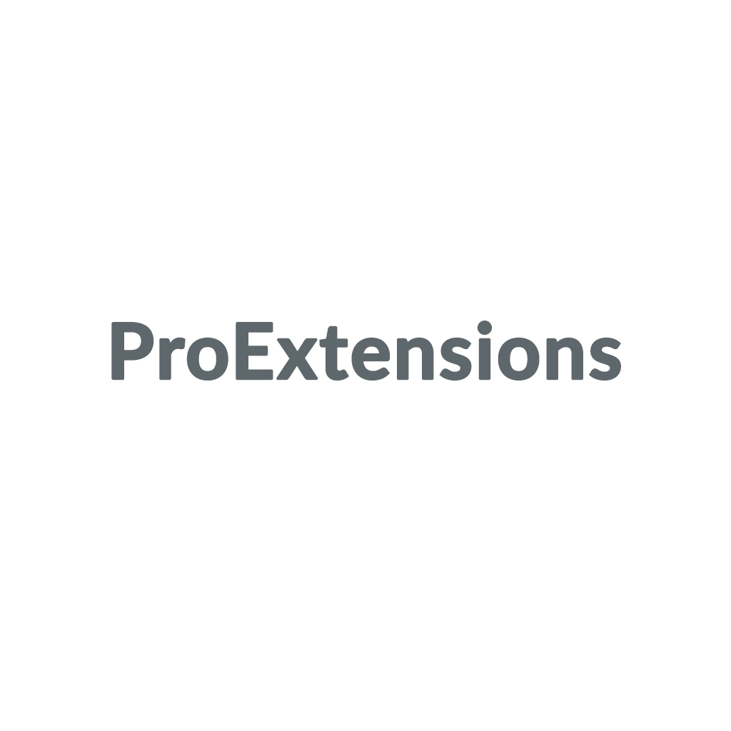ProExtensions promo codes
