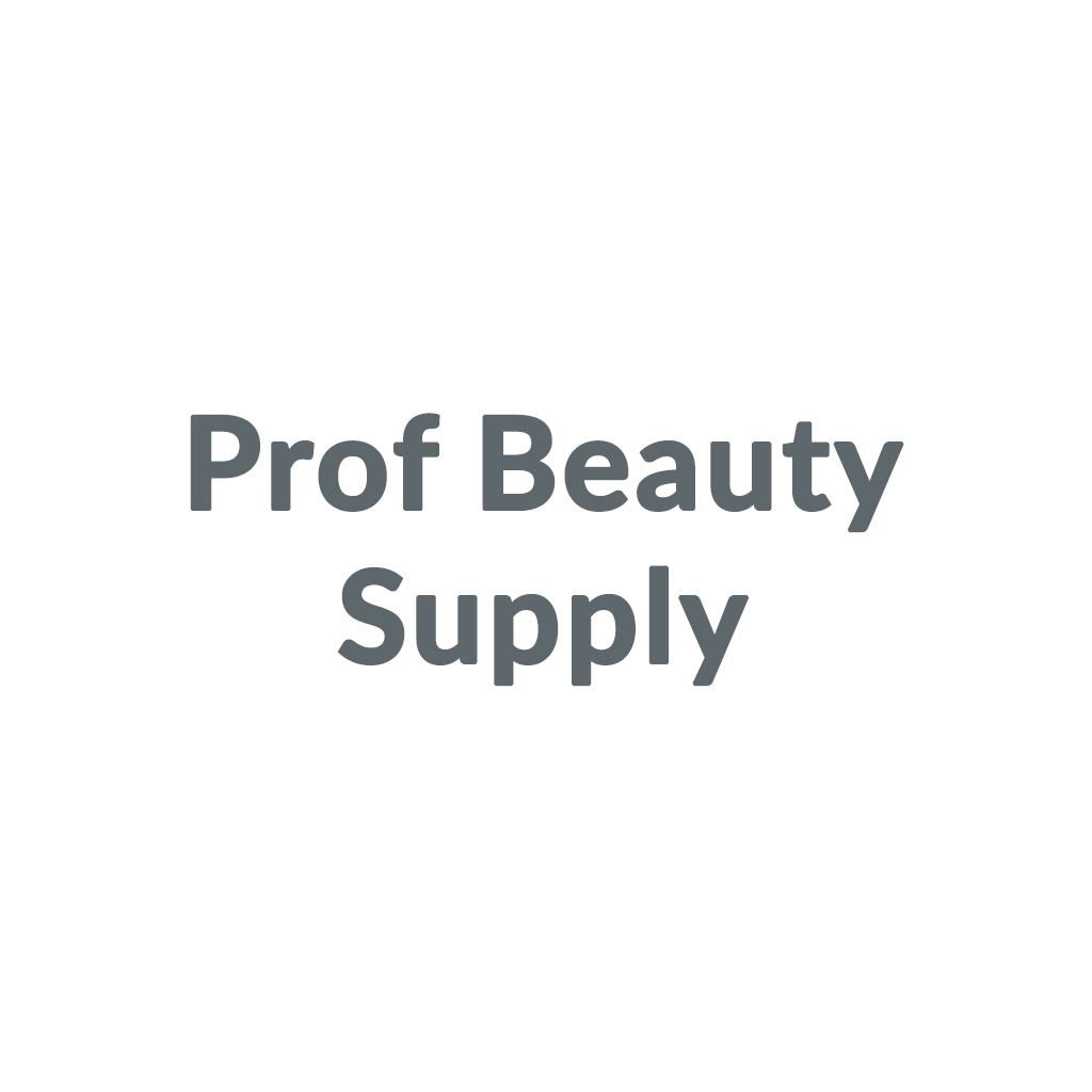 Prof Beauty Supply promo codes