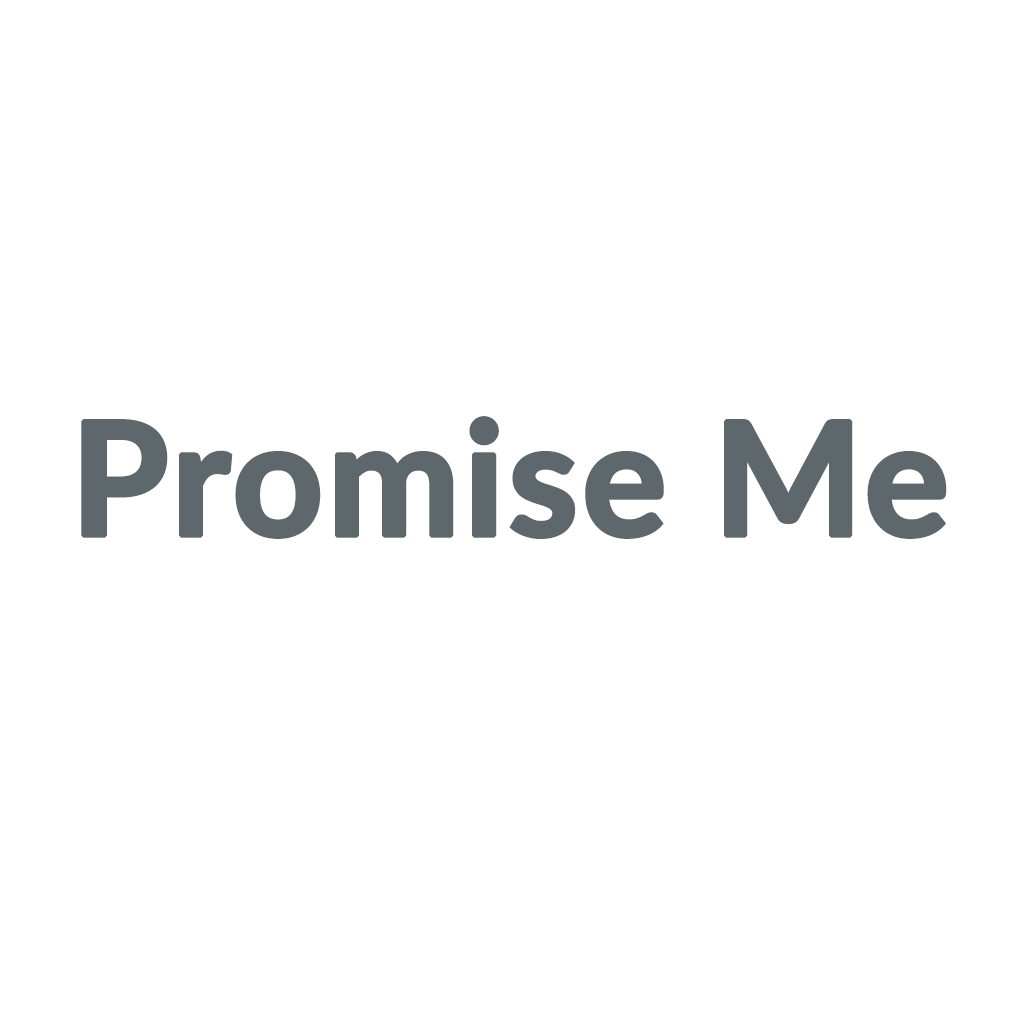 Promise Me promo codes