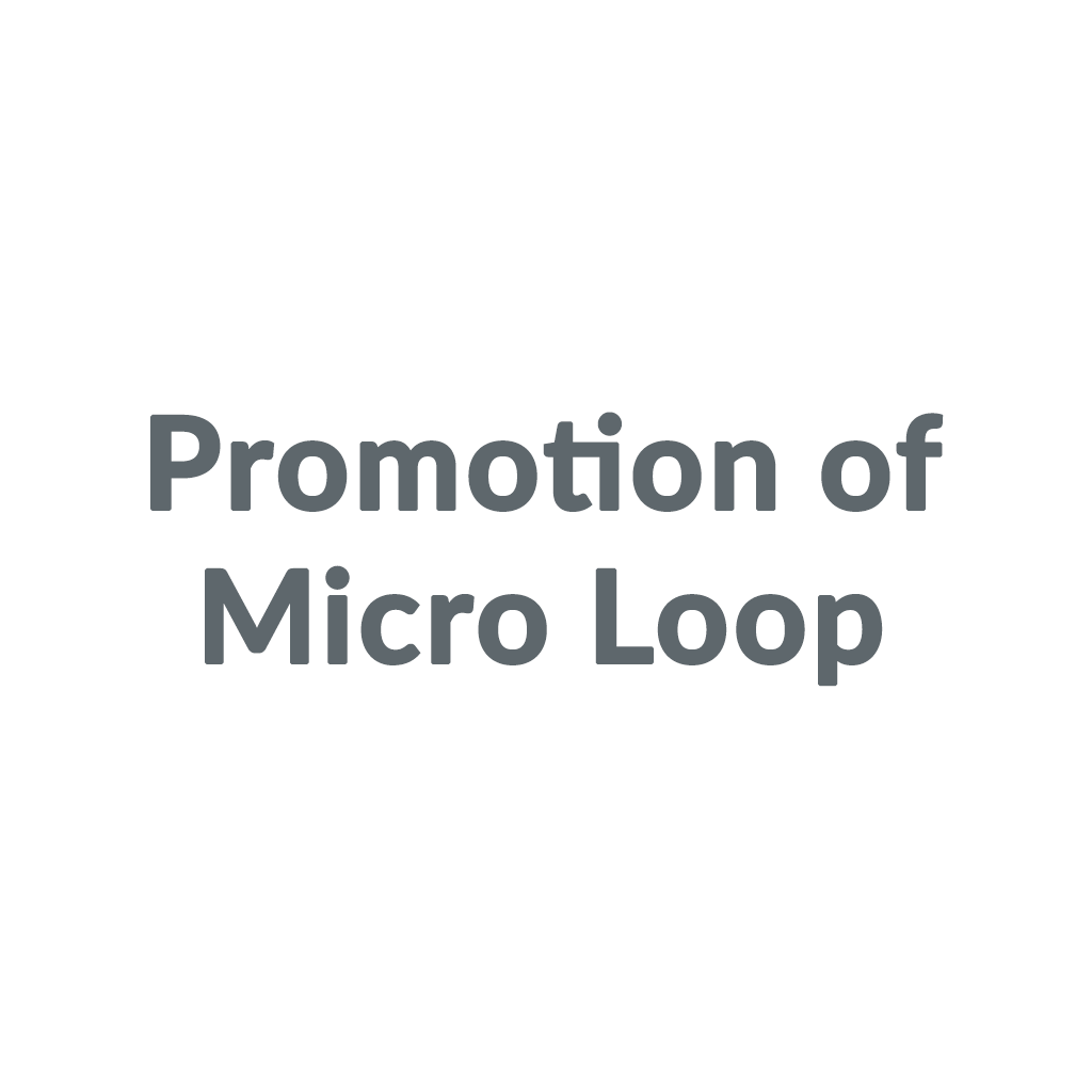 Promotion of Micro Loop promo codes