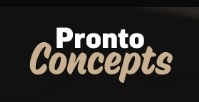 Pronto Concepts promo codes