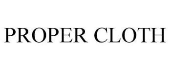 Proper Cloth coupon codes