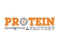 Protein Factory promo codes