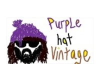 Purple Hat Vintage promo codes