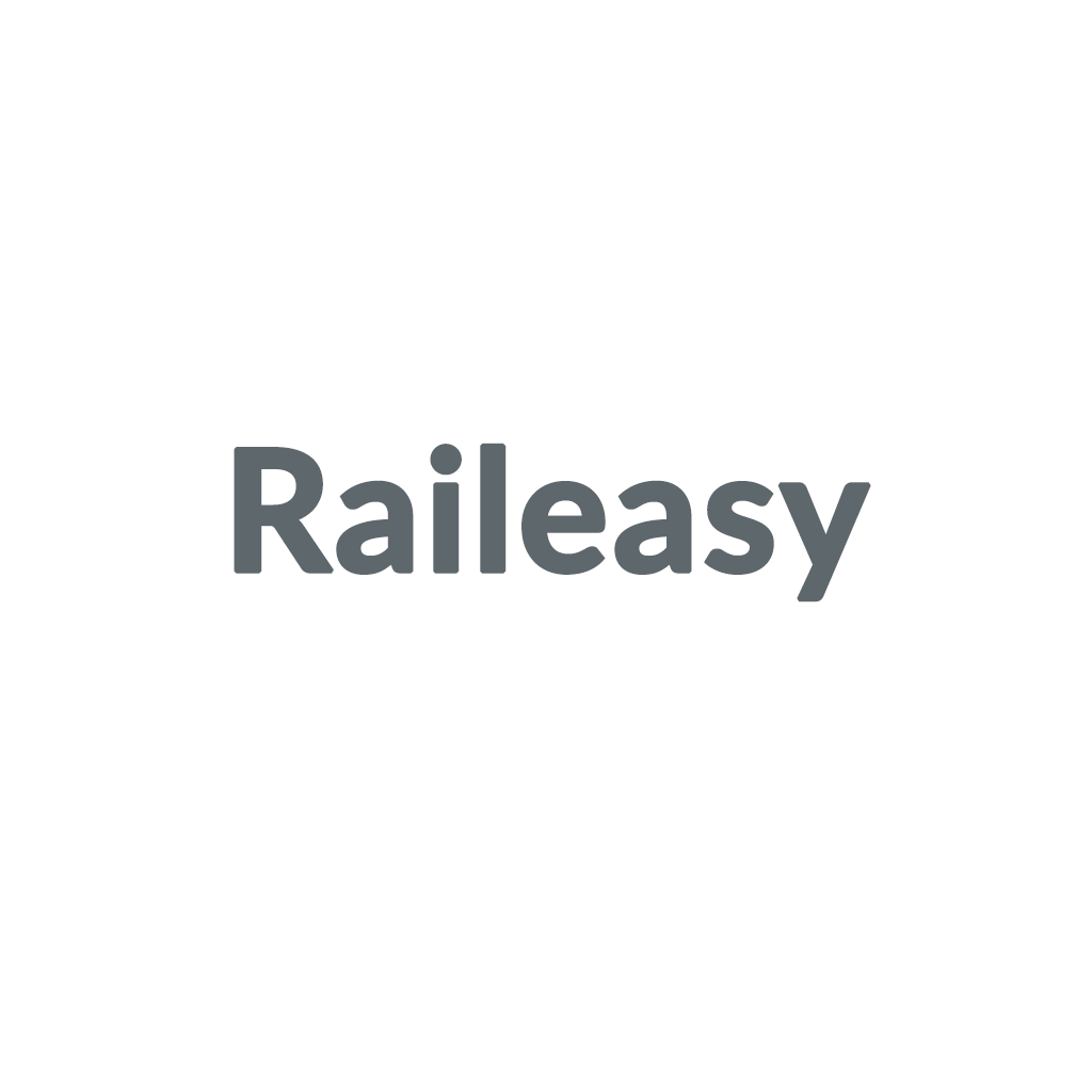 Raileasy promo codes