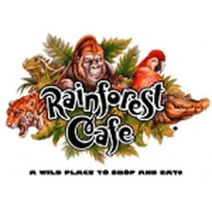 Rainforest Cafe promo codes