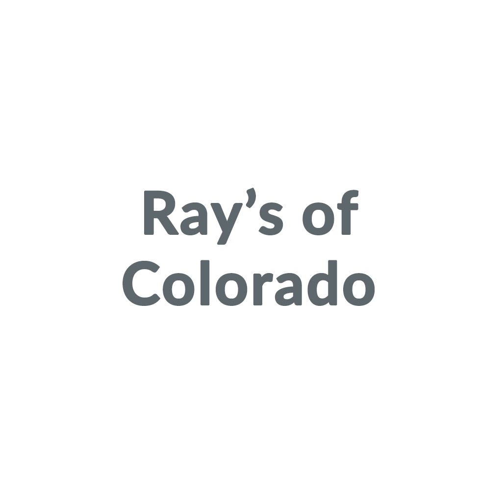 Ray's of Colorado