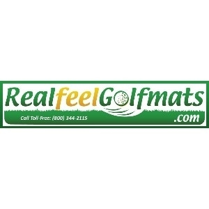 Real Feel Golf Mats promo codes