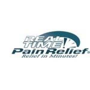 Real-time Pain Relief promo codes