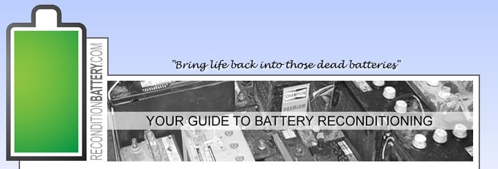 Recondition Battery promo codes