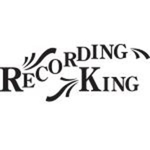 Recording King promo codes
