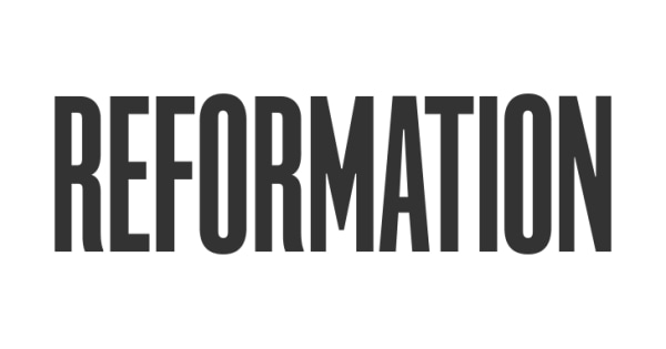Reformation coupon code