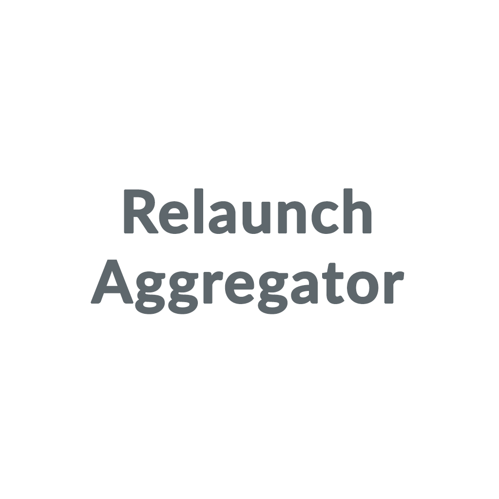 Shop Relaunch Aggregator