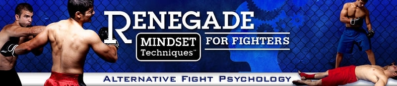 Renegade Mindset For Fighters promo codes