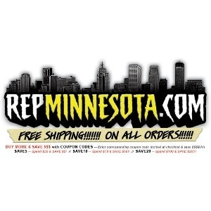 REP MINNESOTA promo codes
