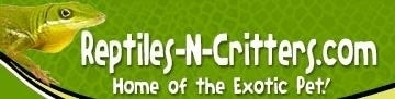 Reptiles N Critters promo codes