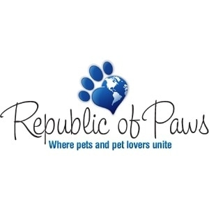 Republic of Paws promo codes