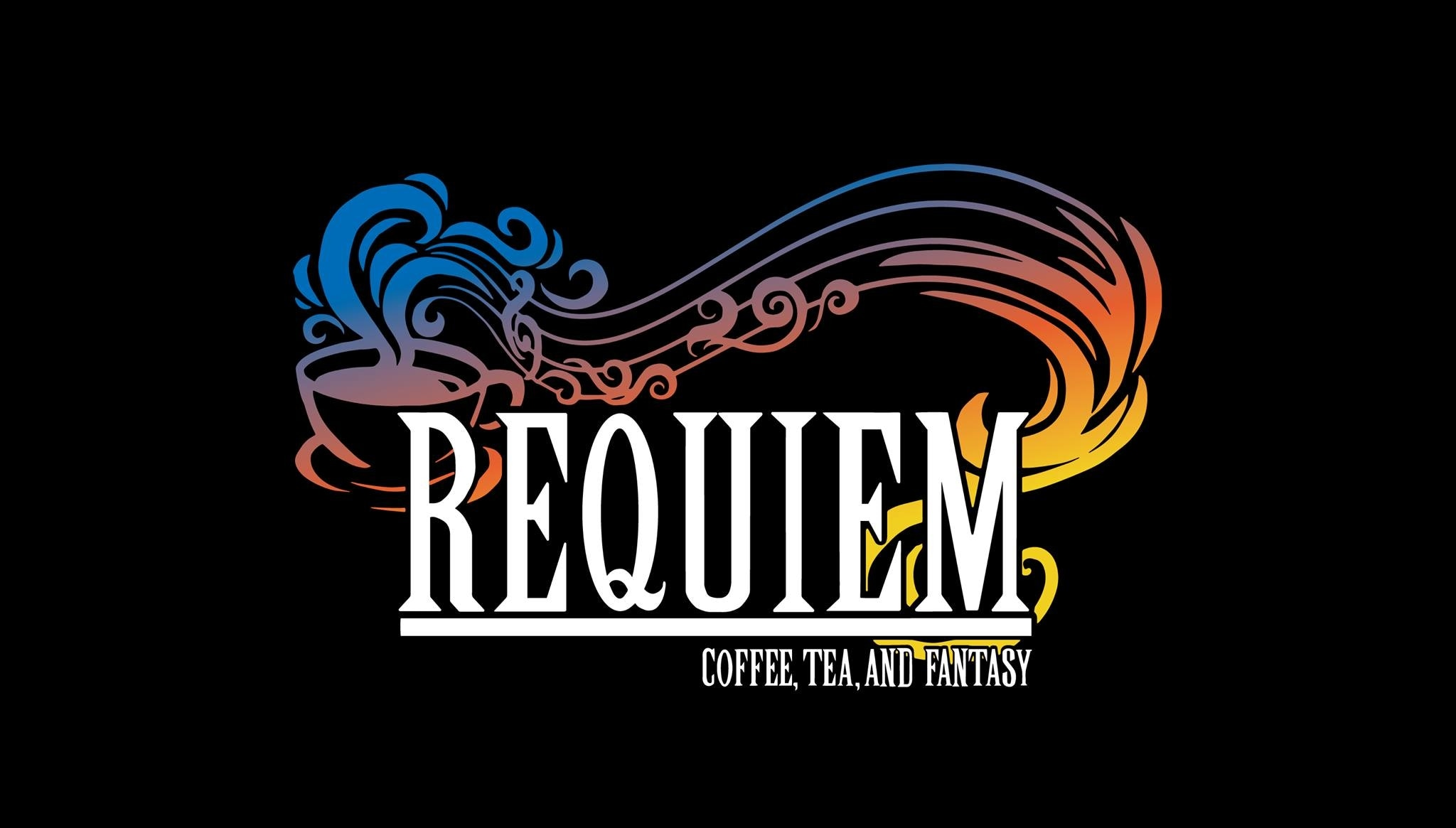 Requiem Coffee Tea & Fantasy promo codes