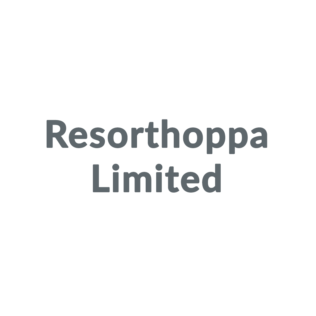 Resorthoppa Limited promo codes