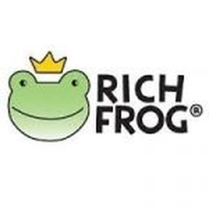 Rich Frog promo codes