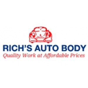 Rich's Auto Body promo codes