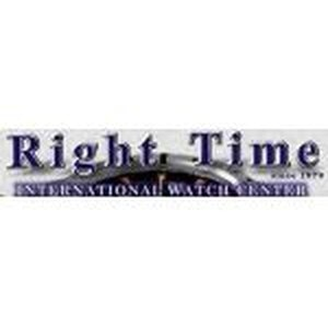 Right Time Watches promo codes