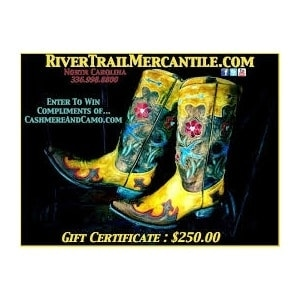 River Trail Mercantile promo codes